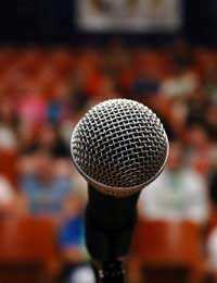 Fear Public Speaking Business Speeches